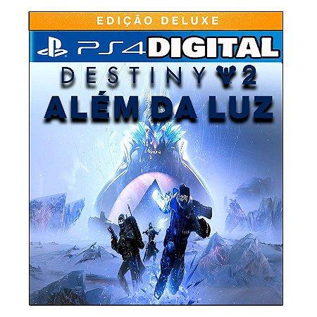 Destiny 2 Além A Luz - Edição Deluxe - Ps4 - Mídia Digital - SECUNDARIA