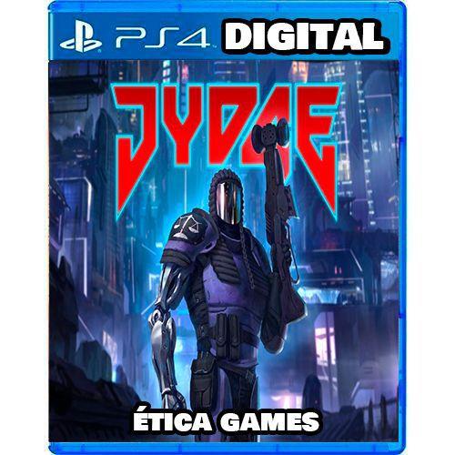 JYDGE PS4 Mídia Digital