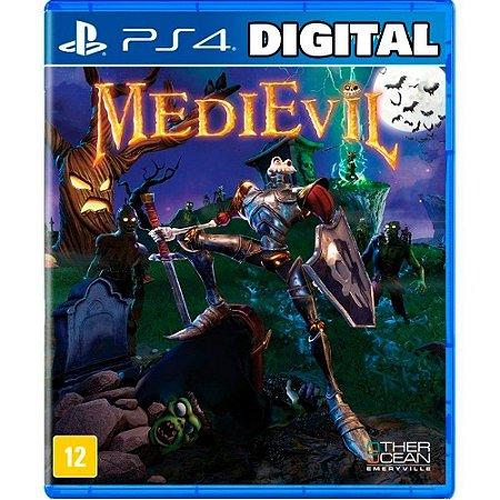 Medi Evil - Ps4 - Mídia Digital