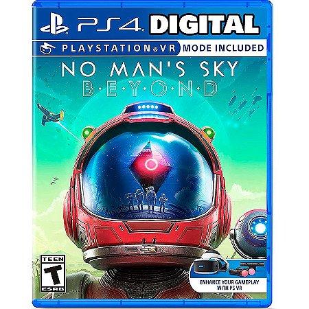 No Man's Sky Ps4 - Ps5 - Mídia Digital