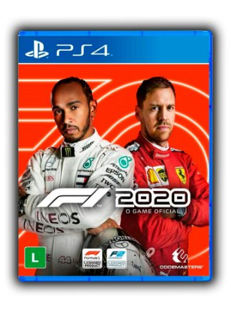 F1 2020 Formula 1 20 PS4 Mídia Digital