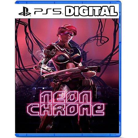 Neon Chrome - Ps5 - Mídia Digital
