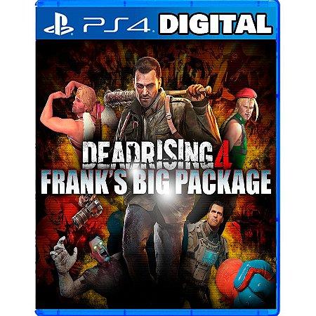 Dead Rising 4 Frank's Big Package - Ps4 - Mídia Digital