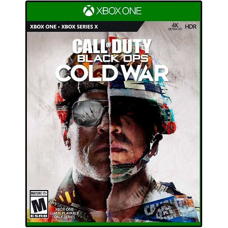 Call Of Duty Black Ops Cold War Xbox One Mídia Digital
