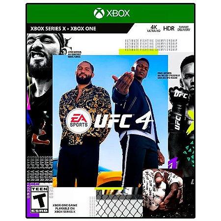 UFC 4 Xbox One Mídia Digital