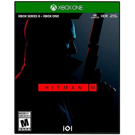 HITMAN 3 Xbox One Mídia Digital