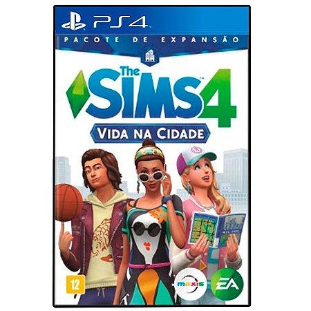 The Sims 4 Vida na Cidade Apenas Expansão - Ps4 - Mídia Digital