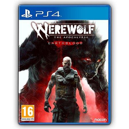 Werewolf The Apocalypse Earthblood Ps4 Mídia Digital
