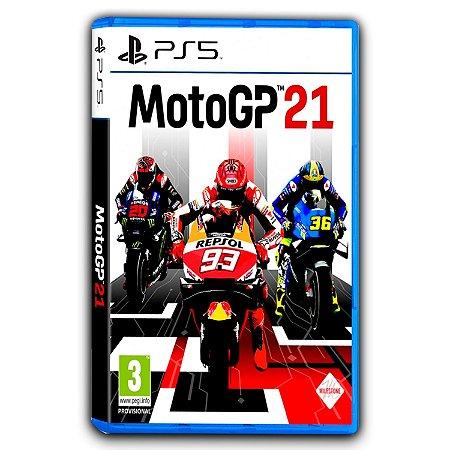 MotoGP 21 Ps5 Mídia Digital