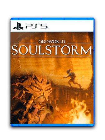 Oddworld Soulstorm Ps5 Mídia Digital