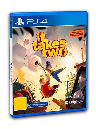 It Takes Two Ps4 Mídia Digital