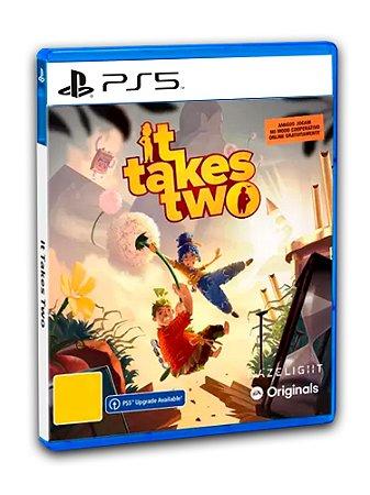 It Takes Two Ps5 Mídia Digital