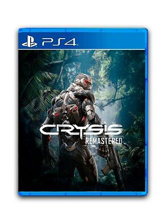Crysis Remastered Ps4 Mídia Digital