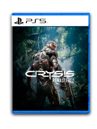 Crysis Remastered Ps5 Mídia Digital