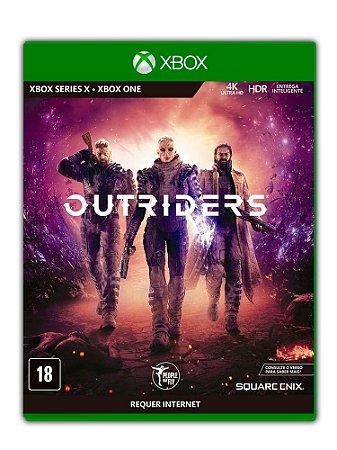 OUTRIDERS Xbox One Mídia Digital