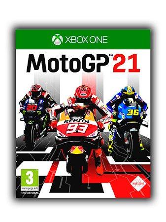 MotoGP 21 - Xbox One Mídia Digital