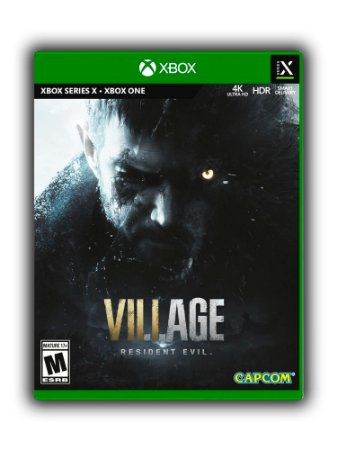 Resident Evil Village Xbox One - Xbox Series X Mídia Digital