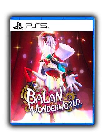 BALAN WONDERWORLD PS5 Mídia Digital