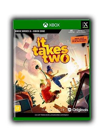 It Takes Two Xbox One Mídia Digital