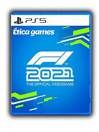 F1 2021 Standard Edition PS5 Mídia Digital