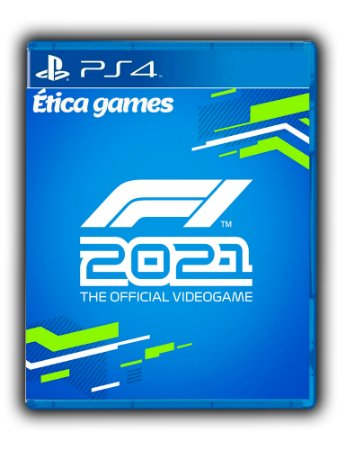 F1 2021 Standard Edition PS4 Mídia Digital