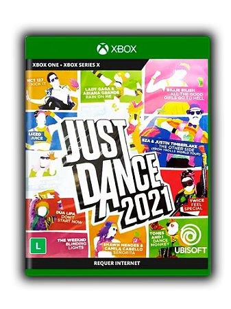 Just Dance 2021 Xbox One Mídia Digital