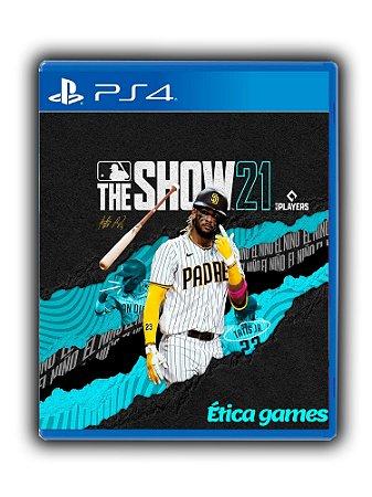 MLB The Show 21 PS4 Mídia Digital
