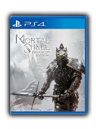 Mortal Shell Enhanced Edition Ps4 Mídia Digital