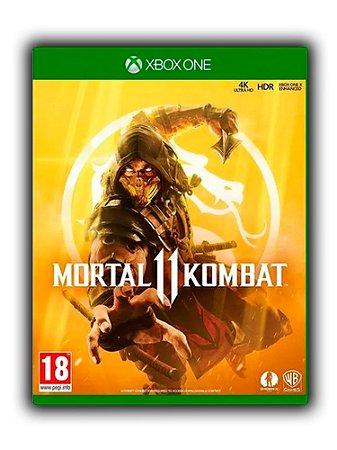 Mortal Kombat 11 Xbox One Mídia Digital