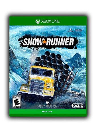 SnowRunner Xbox One Mídia Digital