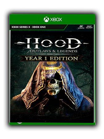 Hood: Outlaws & Legends - Year 1 Edition Xbox One Mídia Digital
