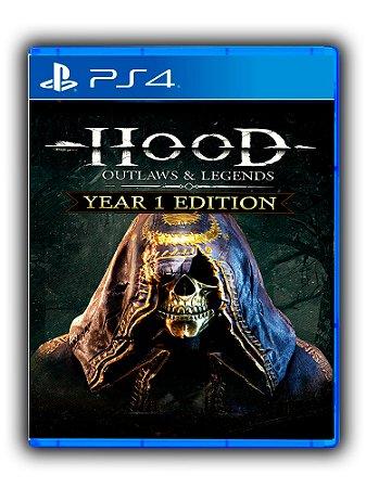 Hood: Outlaws & Legends - Year 1 Edition PS4 Mídia Digital