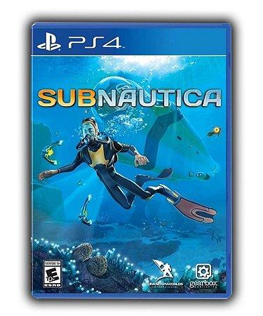 Subnautica Ps4 Mídia Digital