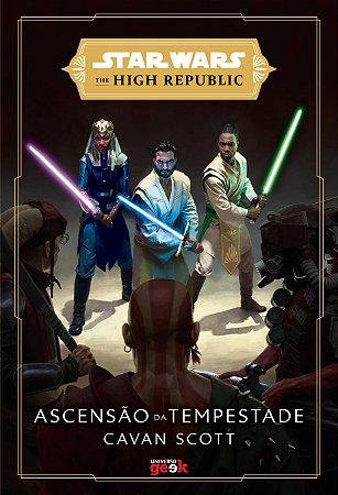 PRÉ-VENDA - Star Wars: Ascensão da tempestade (The High Republic)