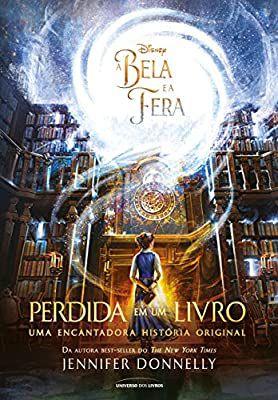 A Bela e a Fera: Perdida em um livro (POCKET)