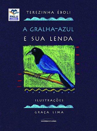 A gralha-azul e sua lenda