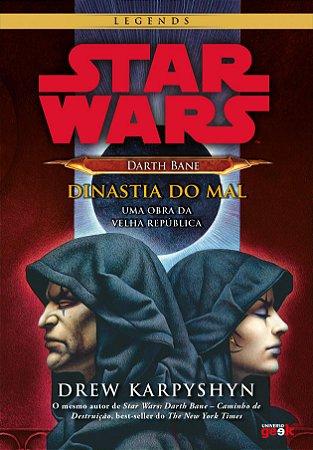 Star Wars: Darth Bane: Dinastia do mal