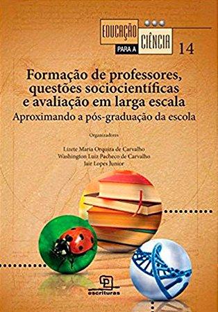 Formação de professores, questões sociocientíficas e avaliação em larga escala