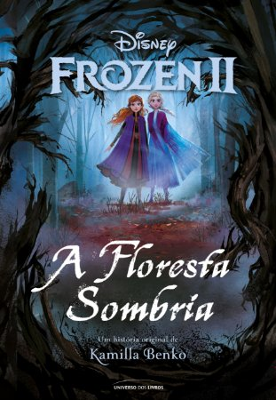Frozen II: Floresta sombria