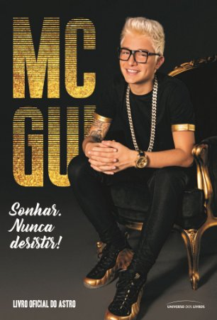 Mc Gui: Livro oficial do astro