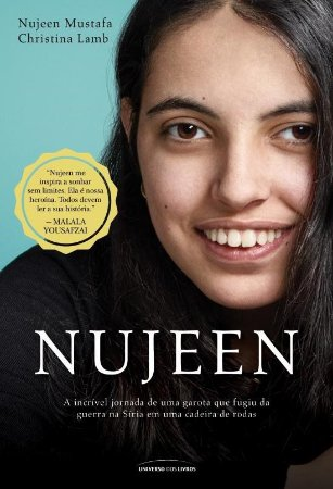 Nujeen: A incrível jornada de uma garota que fugiu da guerra na Síria em uma cadeira de rodas