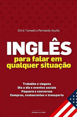 Inglês para falar em qualquer situação