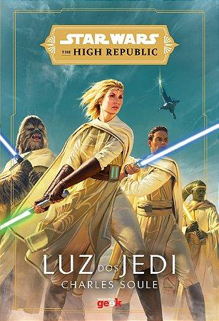 PRÉ-VENDA - Star Wars: Luz dos Jedi (The High Republic)