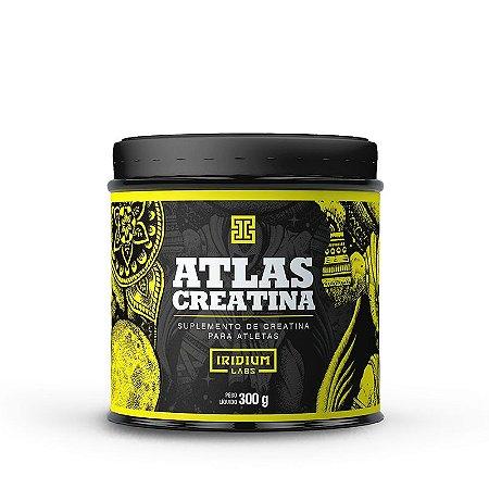 Creatina Atlas 300g Iridium Labs