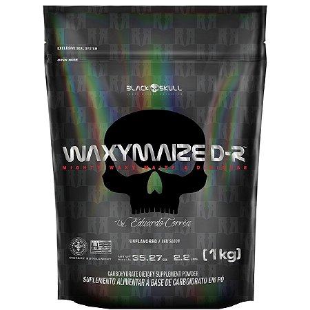 Waxy Maize D-Ribose 1 Kg BlackSkull