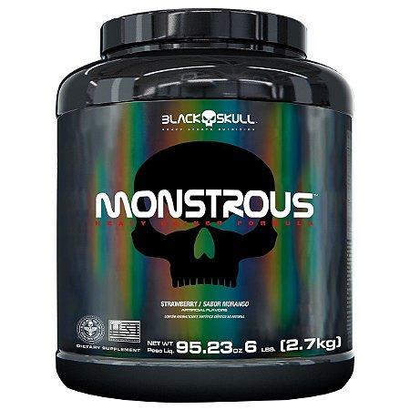 Monstrous 2,7 Kg BlackSkull