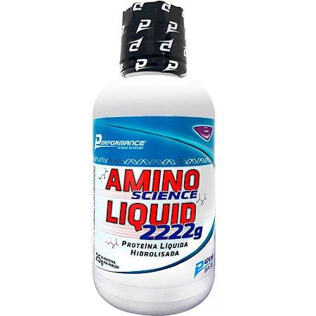 Amino LIquid 474ml Performance Nutrition