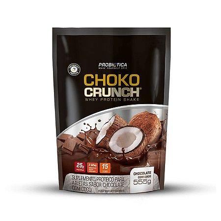 CHOKO CRUNCH WHEY REFIL 555g PROBIÓTICA