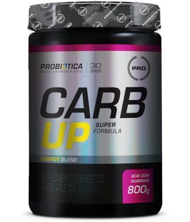CARB UP SUPER FORMULA  800g PROBIÓTICA