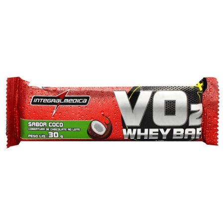 Vo2 Bar 30g Integralmédica